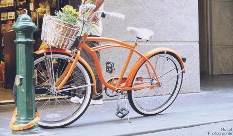 Allinbike, les vélos de l'économie collaborative