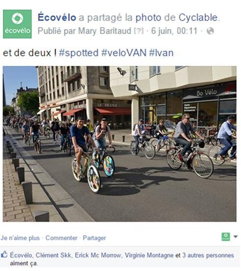 vélo parade