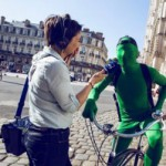 interview d'un cycliste