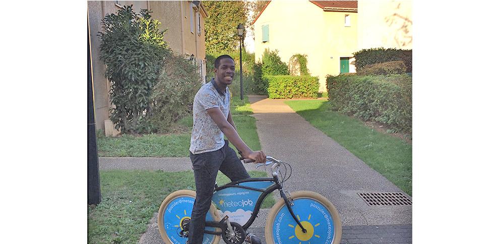 Marius, étudiant à Epita-Paris