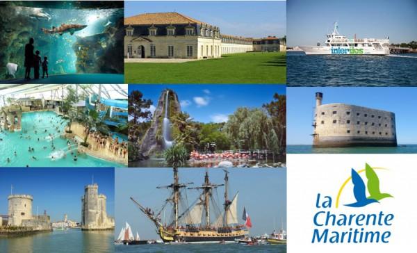 Lieux de la Charente-Maritime