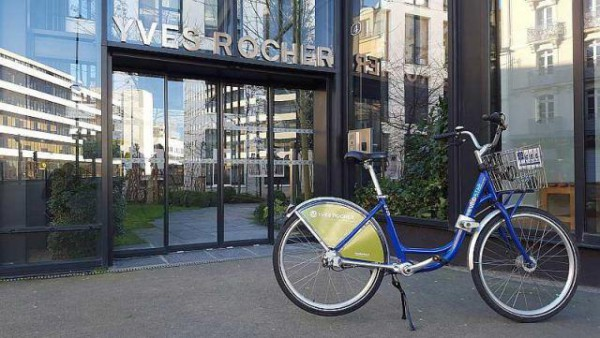 Nouveaux vélos Star by Yves Rocher