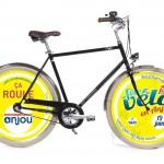 enjoliveurs fête du vélo en Anjou