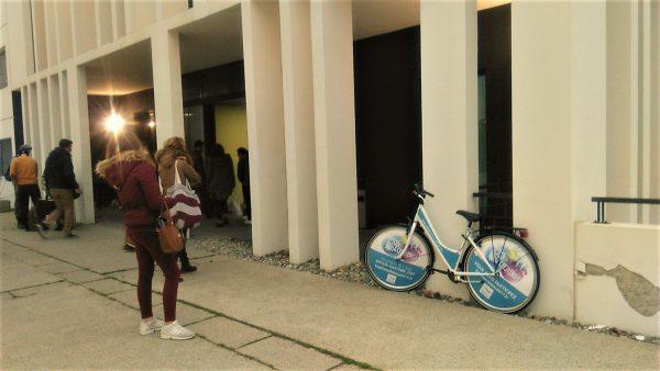Première photo de la campagne prise à l'ETPA à Toulouse