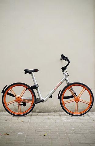 Vélo mobike : vélo en libre-service