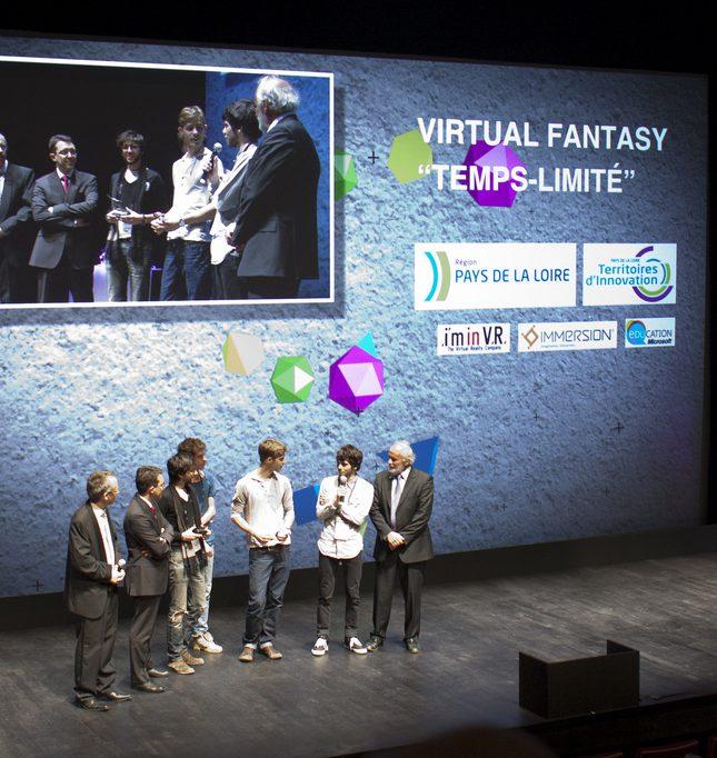 Gagnants 2012 de la compétition Virtual Fantasy