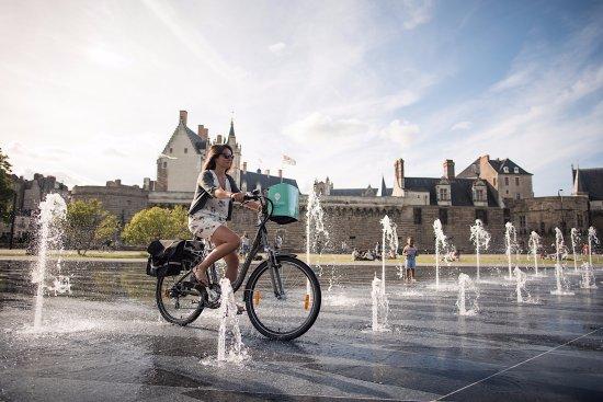 Visite guidée avec Bike'N Tour