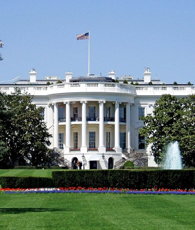 Maison Blanche, Washington DC