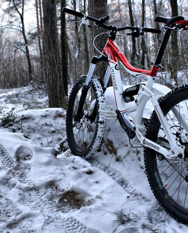 astuces vélo pour l'hiver