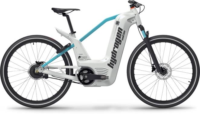 vélo hydrogène Pragma