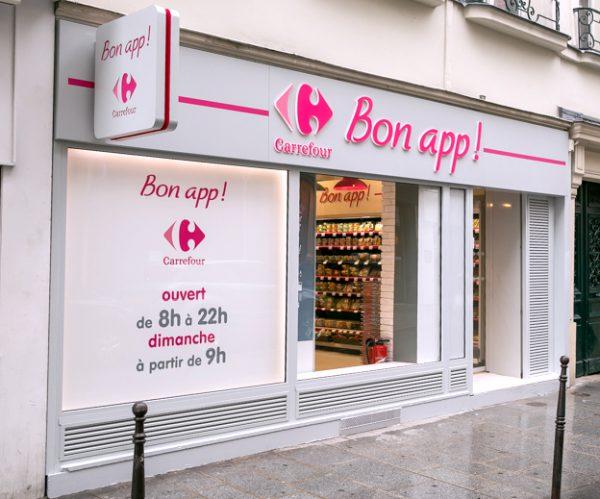 Magasin Carrefour Bnon App'