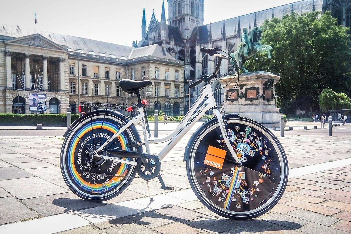 Vélo Orange Ecovelo