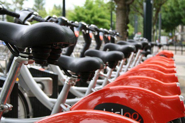 Vélo Bicloo nouveauté