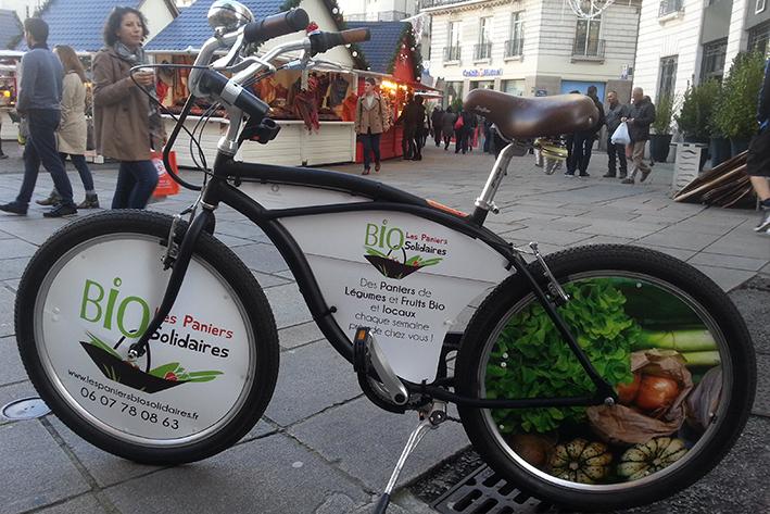 Personnalisation de vélos