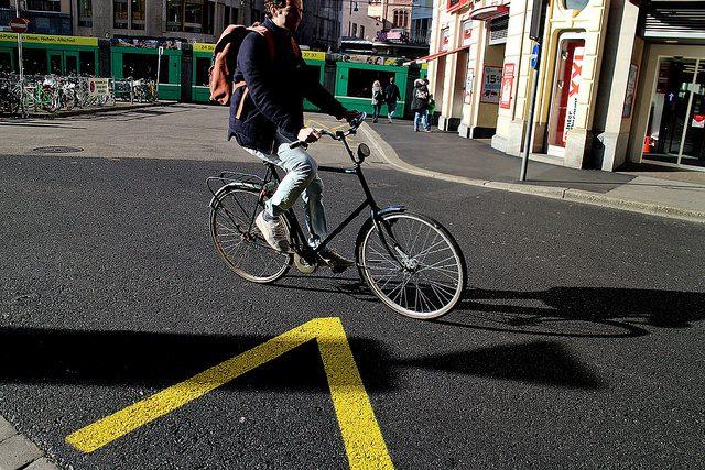 Plan vélo Gouvernement Angers