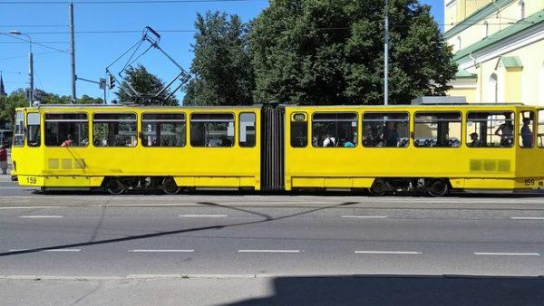 transport Estonie