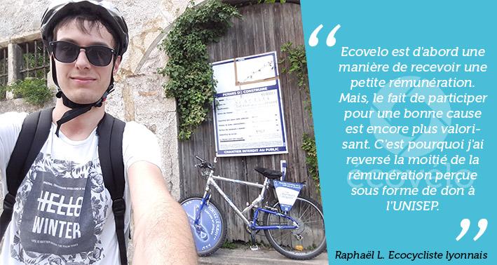 Cycliste-UNISEP-ecovelo